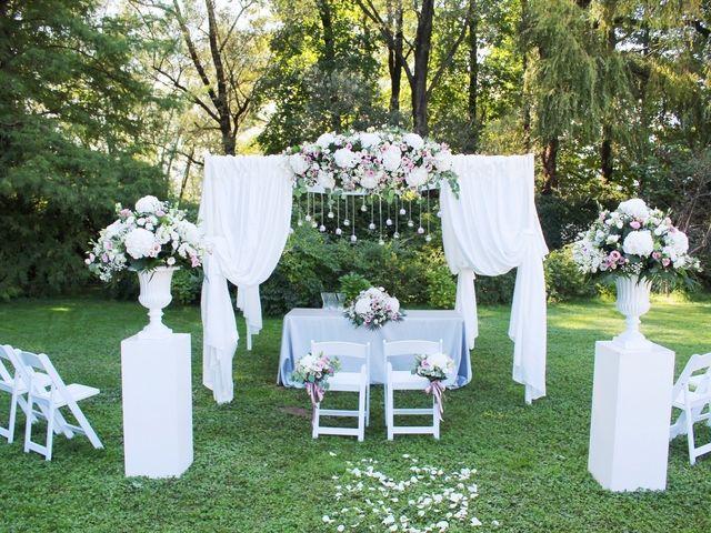 Il matrimonio di Simone e Yadira a Monvalle, Varese 6