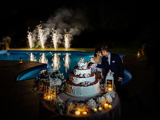 Il matrimonio di Simone e Yadira a Monvalle, Varese 14
