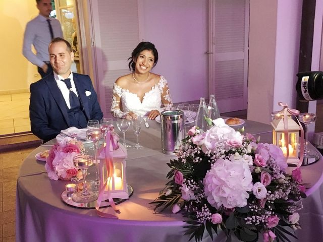 Il matrimonio di Simone e Yadira a Monvalle, Varese 20