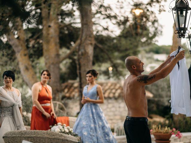 Il matrimonio di Nicolò e Debora a Casteltermini, Agrigento 11