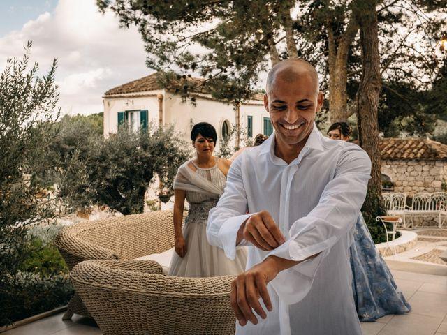 Il matrimonio di Nicolò e Debora a Casteltermini, Agrigento 12