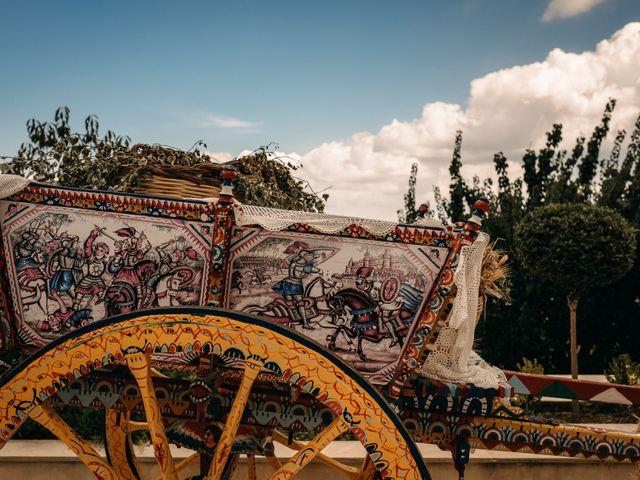 Il matrimonio di Nicolò e Debora a Casteltermini, Agrigento 21
