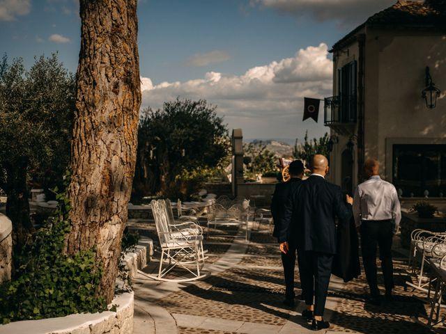 Il matrimonio di Nicolò e Debora a Casteltermini, Agrigento 23