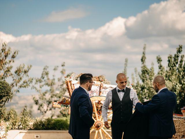 Il matrimonio di Nicolò e Debora a Casteltermini, Agrigento 24