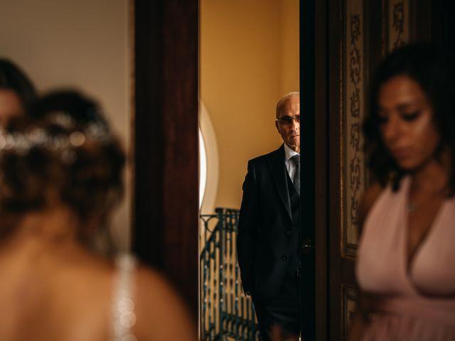 Il matrimonio di Nicolò e Debora a Casteltermini, Agrigento 28