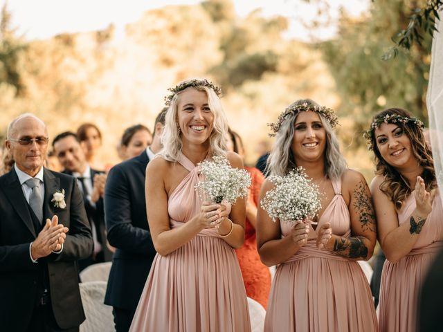 Il matrimonio di Nicolò e Debora a Casteltermini, Agrigento 34