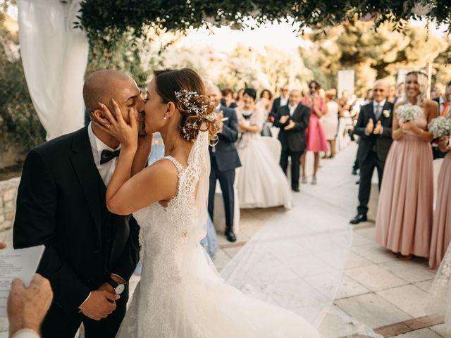 Il matrimonio di Nicolò e Debora a Casteltermini, Agrigento 37