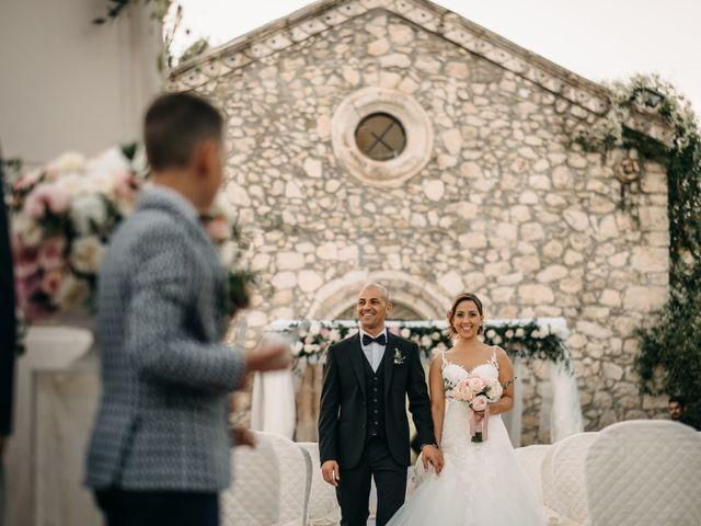 Il matrimonio di Nicolò e Debora a Casteltermini, Agrigento 39