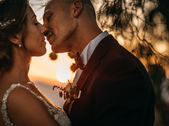 Il matrimonio di Nicolò e Debora a Casteltermini, Agrigento 40