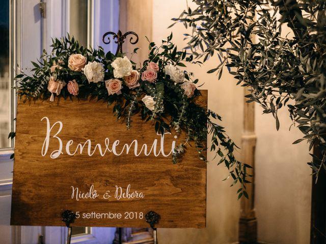 Il matrimonio di Nicolò e Debora a Casteltermini, Agrigento 41