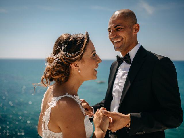 Il matrimonio di Nicolò e Debora a Casteltermini, Agrigento 50