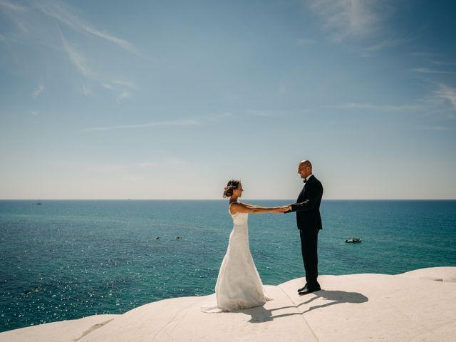 Il matrimonio di Nicolò e Debora a Casteltermini, Agrigento 51