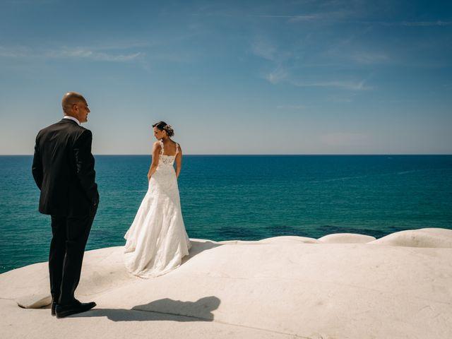 Il matrimonio di Nicolò e Debora a Casteltermini, Agrigento 52
