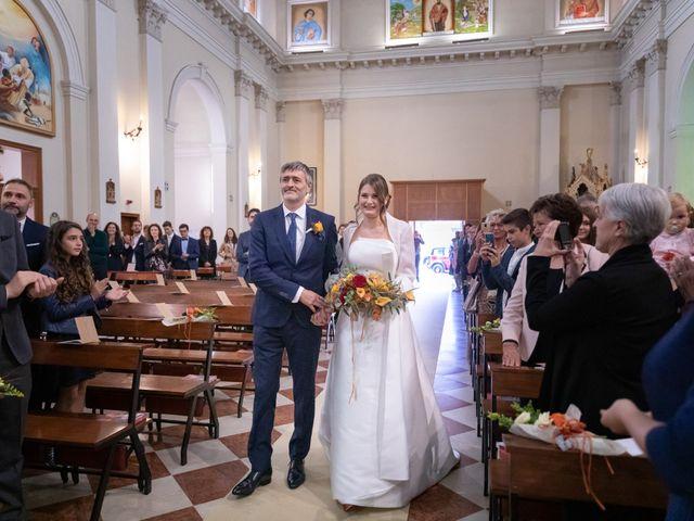 Il matrimonio di Francesco e Anna a Dolo, Venezia 24