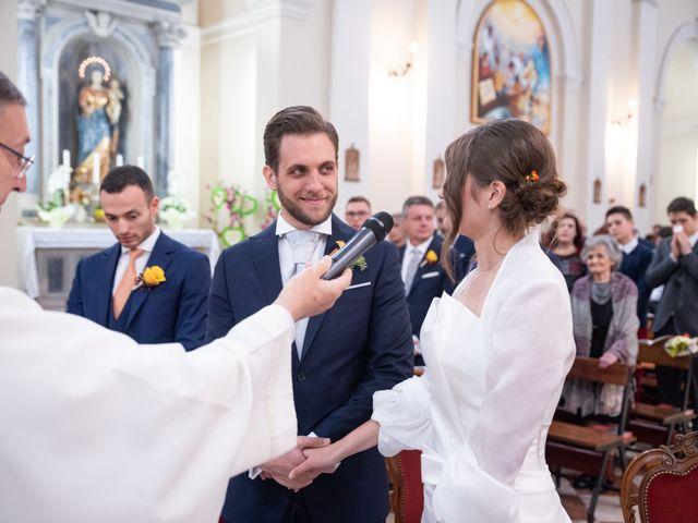 Il matrimonio di Francesco e Anna a Dolo, Venezia 28