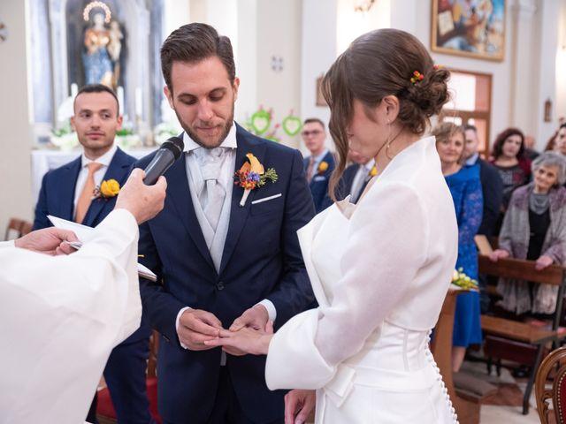 Il matrimonio di Francesco e Anna a Dolo, Venezia 29