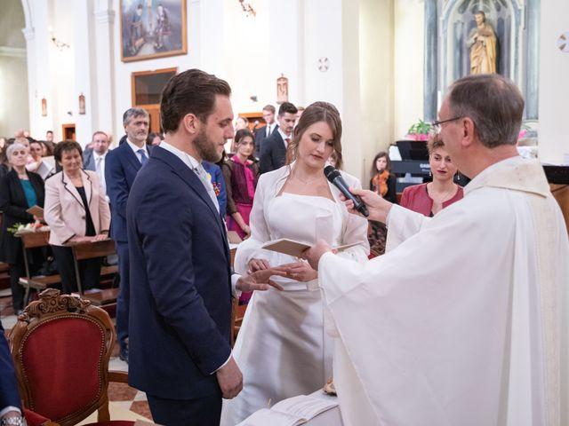 Il matrimonio di Francesco e Anna a Dolo, Venezia 30