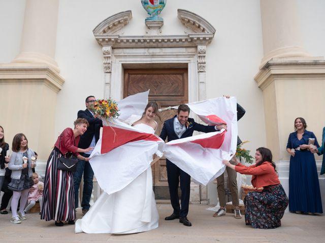 Il matrimonio di Francesco e Anna a Dolo, Venezia 35