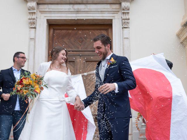 Il matrimonio di Francesco e Anna a Dolo, Venezia 36