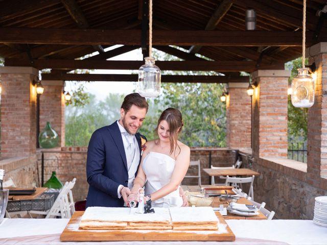 Il matrimonio di Francesco e Anna a Dolo, Venezia 59