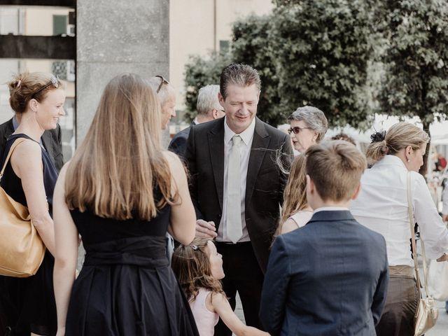 Il matrimonio di Stefano e Nicole a Varese, Varese 32