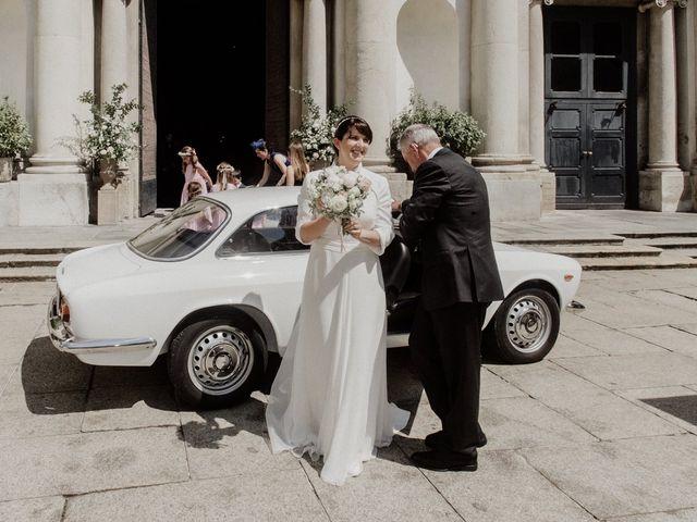 Il matrimonio di Stefano e Nicole a Varese, Varese 41
