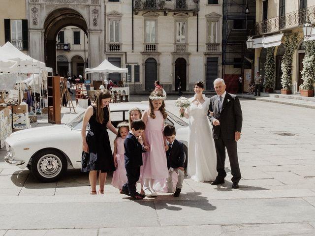 Il matrimonio di Stefano e Nicole a Varese, Varese 42