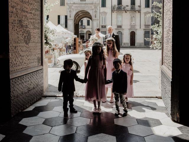 Il matrimonio di Stefano e Nicole a Varese, Varese 43
