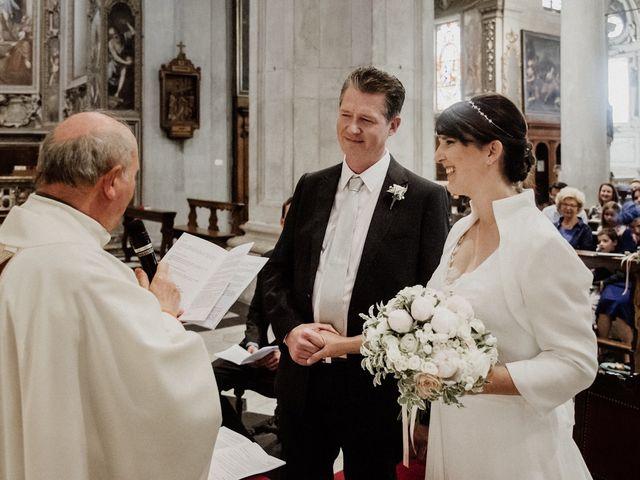 Il matrimonio di Stefano e Nicole a Varese, Varese 55