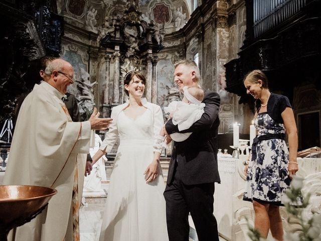 Il matrimonio di Stefano e Nicole a Varese, Varese 61