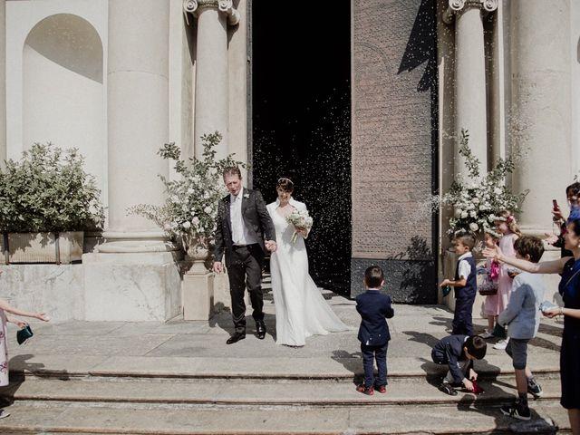 Il matrimonio di Stefano e Nicole a Varese, Varese 69
