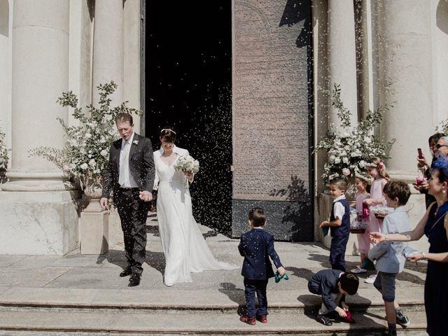 Il matrimonio di Stefano e Nicole a Varese, Varese 71
