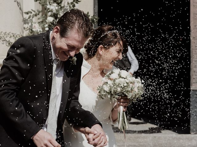 Il matrimonio di Stefano e Nicole a Varese, Varese 73