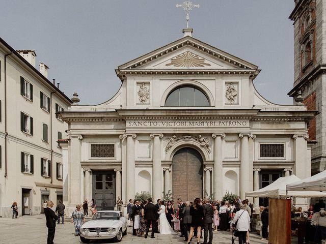 Il matrimonio di Stefano e Nicole a Varese, Varese 75