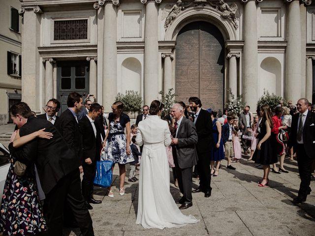 Il matrimonio di Stefano e Nicole a Varese, Varese 76