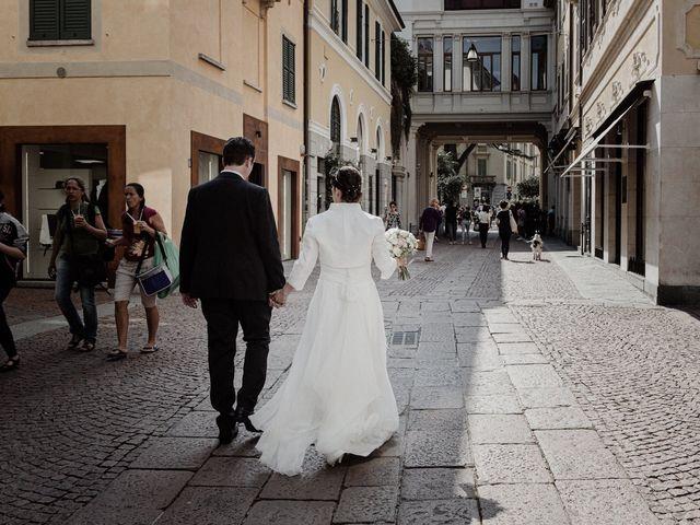 Il matrimonio di Stefano e Nicole a Varese, Varese 83