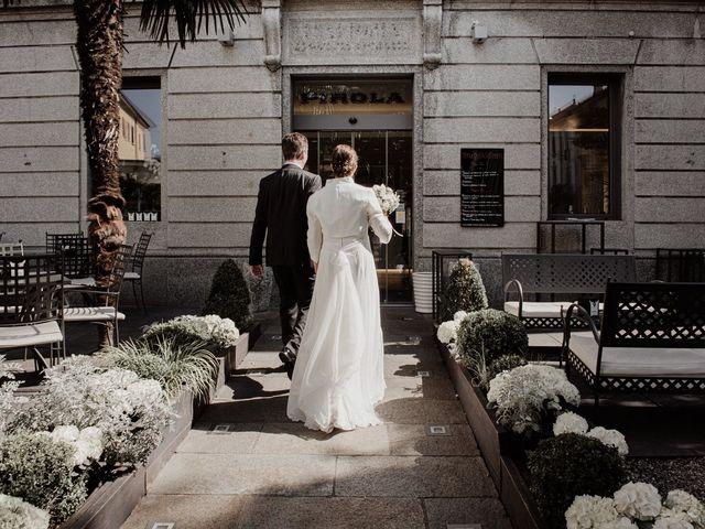 Il matrimonio di Stefano e Nicole a Varese, Varese 85