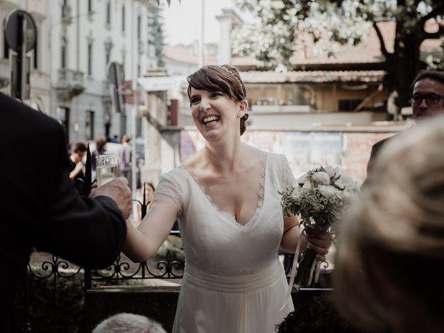 Il matrimonio di Stefano e Nicole a Varese, Varese 87