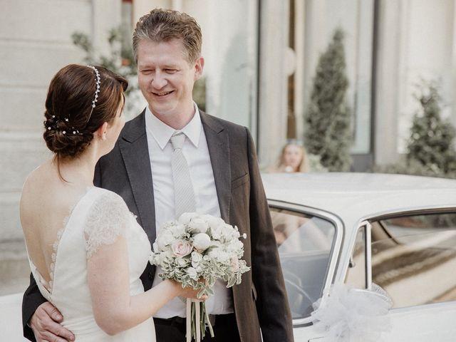 Il matrimonio di Stefano e Nicole a Varese, Varese 93