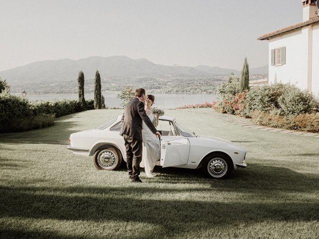 Il matrimonio di Stefano e Nicole a Varese, Varese 96