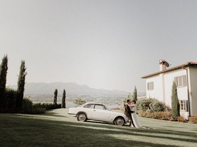 Il matrimonio di Stefano e Nicole a Varese, Varese 98