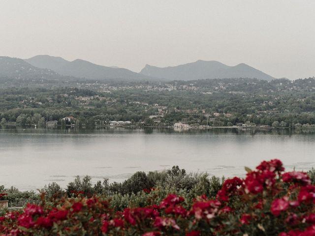 Il matrimonio di Stefano e Nicole a Varese, Varese 115