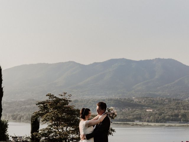 Il matrimonio di Stefano e Nicole a Varese, Varese 117