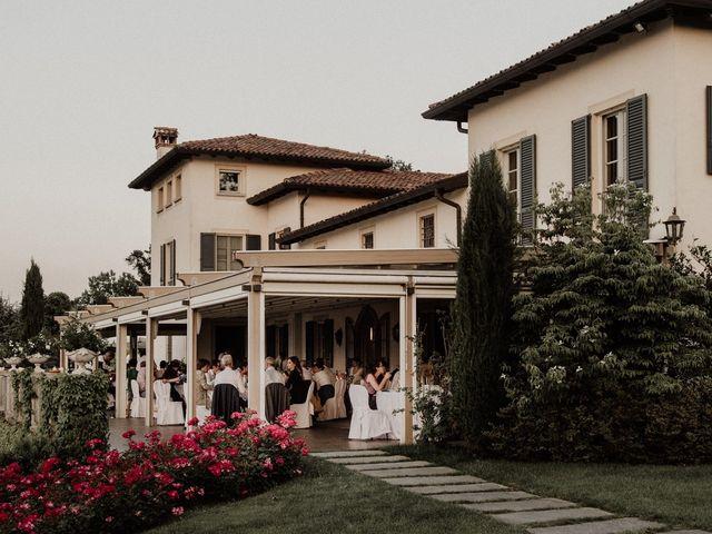 Il matrimonio di Stefano e Nicole a Varese, Varese 127