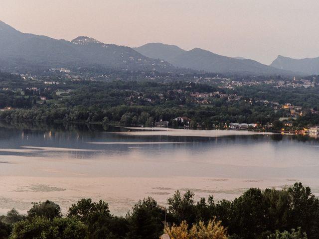 Il matrimonio di Stefano e Nicole a Varese, Varese 128