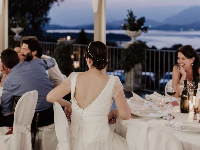 Il matrimonio di Stefano e Nicole a Varese, Varese 129