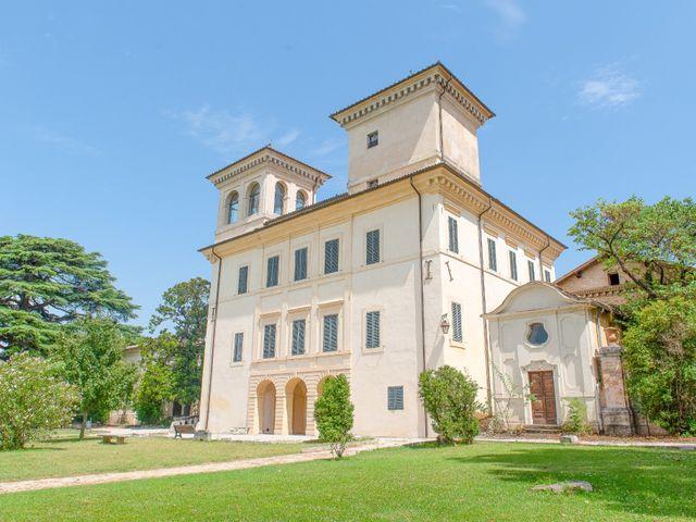 Il matrimonio di Guido e Lorenza a Scheggino, Perugia 3