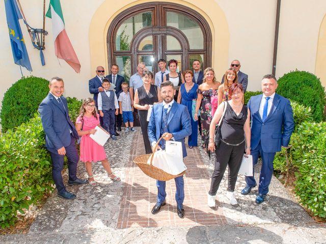 Il matrimonio di Guido e Lorenza a Scheggino, Perugia 20