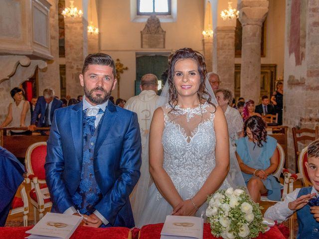 Il matrimonio di Guido e Lorenza a Scheggino, Perugia 25