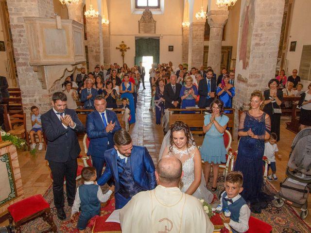 Il matrimonio di Guido e Lorenza a Scheggino, Perugia 26
